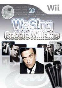Обложка We Sing Robbie Williams