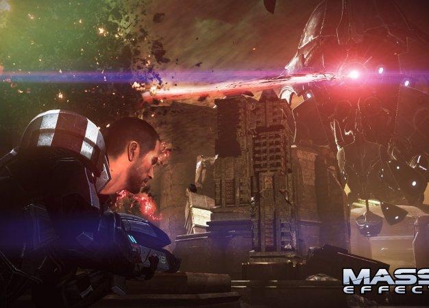 Спасти галактику: рецензия на Mass Effect 3