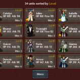 Скриншот Tactics Maiden