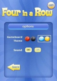 Four in a Row Free – фото обложки игры