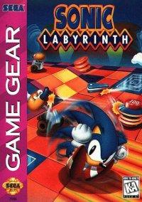 Обложка Sonic Labyrinth