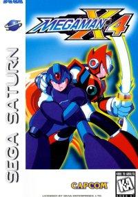 Обложка Mega Man X4