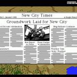 Скриншот SimCity 2000