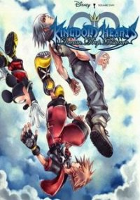 Обложка Kingdom Hearts: Dream Drop Distance