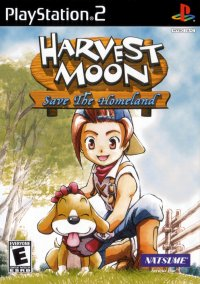 Обложка Harvest Moon: Save the Homeland