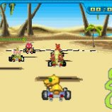 Скриншот Digimon Racing