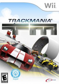 Обложка Trackmania: Build to Race