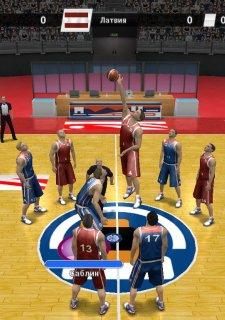 International Basketball 2009