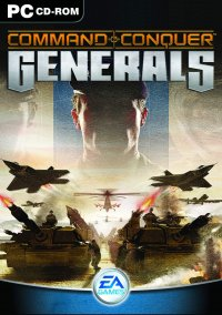 Обложка Command & Conquer: Generals