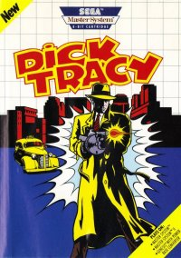 Обложка Dick Tracy