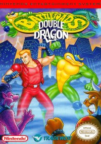 Обложка Battletoads & Double Dragon: The Ultimate Team