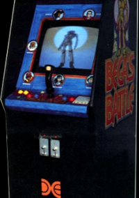 Обложка Bega's Battle