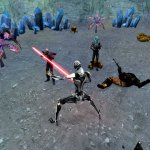 Скриншот Star Wars Galaxies: Rage of the Wookiees – Изображение 3