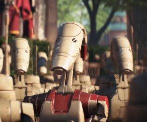 Дроиды! Геймплей иподробности Battlefront IIсшоу EAпред E3 2017