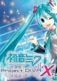 Обложка Hatsune Miku: Project Diva X
