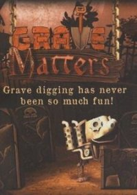 Обложка Grave Matters