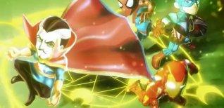 Marvel Mighty Heroes. Релизный трейлер