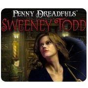 Обложка Penny Dreadfuls Sweeney Todd