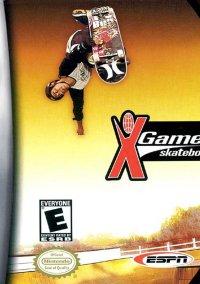 Обложка X Games Skateboarding