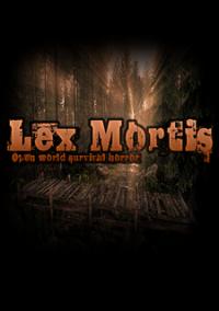 Обложка Lex Mortis