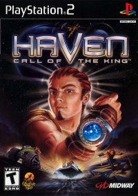 Обложка Haven: Call of the King