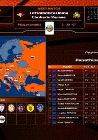 Обложка Euroleague Basketball Manager 08