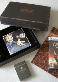 Обложка Fallout: New Vegas Collector's Edition