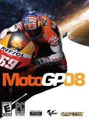 Обложка MotoGP '08