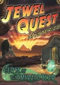 Jewel Quest Mysteries: Curse of the Emerald Tear – фото обложки игры
