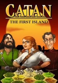 Обложка Catan: The First Island