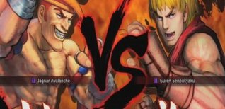 Super Street Fighter 4. Видео #1