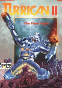 Turrican 2: The Final Fight – фото обложки игры