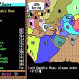 Скриншот Genghis Khan