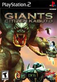 Обложка Giants: Citizen Kabuto