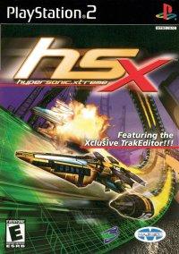 Обложка HSX: Hypersonic Xtreme