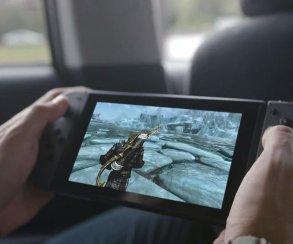 Показанная в трейлере Switch Skyrim не подтверждена к выходу на ней