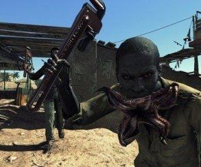 В Umbrella Corps появятся африканские трущобы из Resident Evil 5