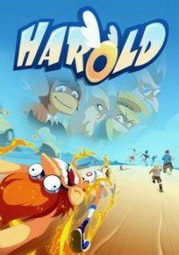 Обложка Harold