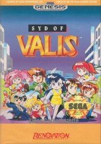 Обложка Syd of Valis
