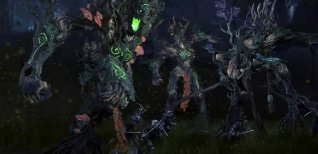 Total War: Warhammer. Трейлер DLC Realm of The Wood Elves
