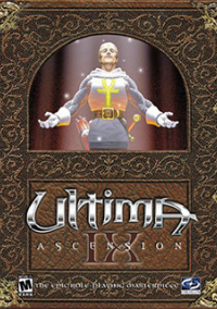 Обложка Ultima 9: Ascension