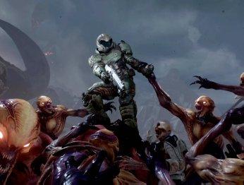 Рецензия на Doom (2016)