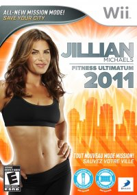 Обложка Jillian Michaels Fitness Ultimatum 2011