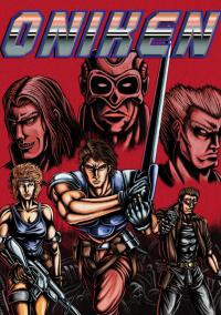 Обложка Oniken