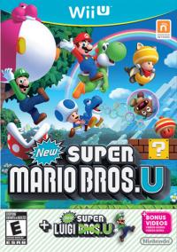 New Super Mario Bros. U + New Super Luigi U – фото обложки игры