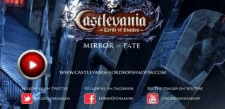 Castlevania: Lords of Shadow — Mirror of Fate. Видео #2
