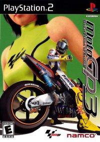 Обложка MotoGP 3