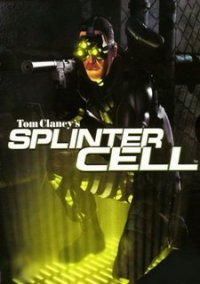 Обложка Tom Clancy's Splinter Cell
