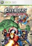 Обложка Marvel Avengers: Battle for Earth