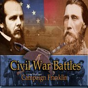Обложка Civil War Battles: CAMPAIGN FRANKLIN